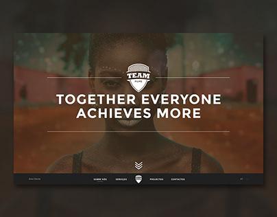 TEAM Films TV - Website