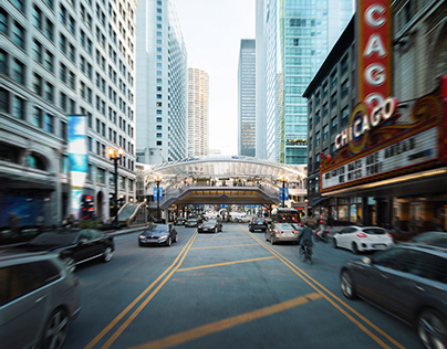 Pictury + SOM | State/Lake Station