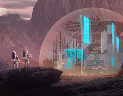 Various Environment Concept Arts