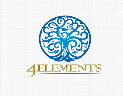 4Elements - Logotipo