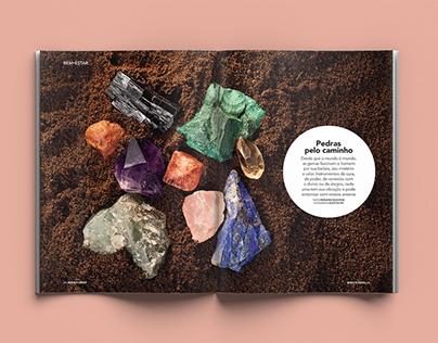 Precious Stones Spreads: Bons Fluidos Mag