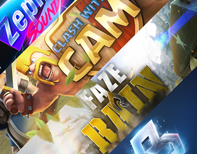 Youtube banner designs