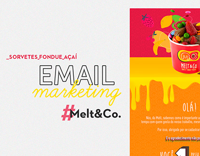 Email Marketing - Melt&Co.