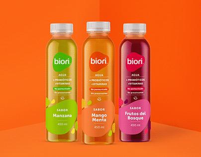 Biori ™   Branding & Packaging