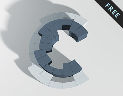 CIRCLE Typeface - FREE