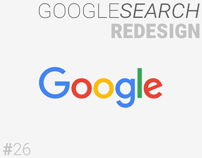Google Search Material Re-design