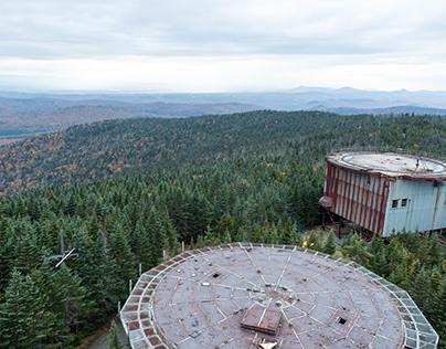 Abandoned Radar Base