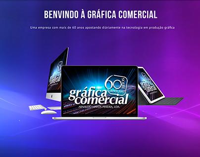Gráfica Comercial - Arnaldo Matos Pereira, Lda.