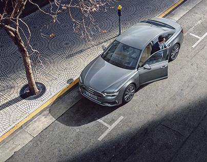 Audi A6 Catalogue
