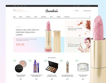 Cosmetorix - косметический магазин