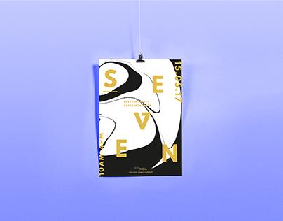 Se7en Dance Poster