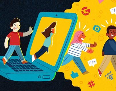 Editorial: Digital Skills For Youth