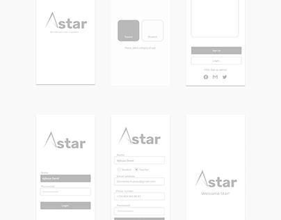 A'star