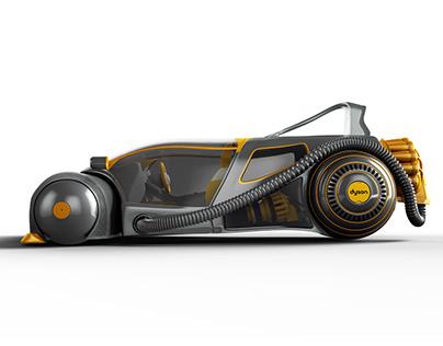 Dyson Electric Car Concept