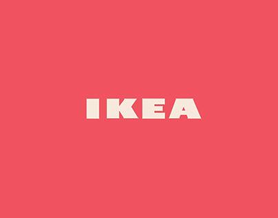 Ikea - Nueva Colección - Dirección de Arte.