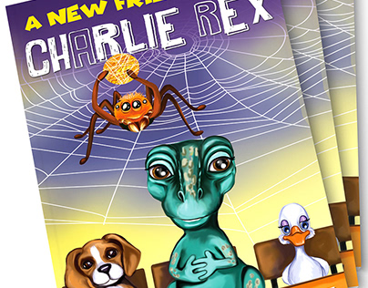 A New Friend for Charlie Rex