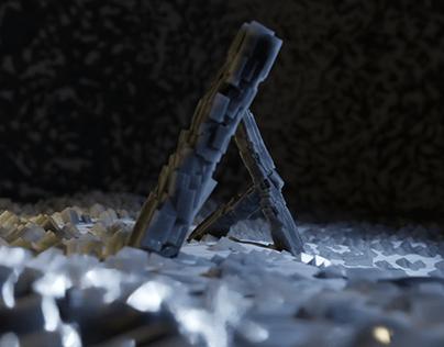 26 Letters | Blender Edition