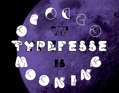 Typefesse - TYPE DESIGN