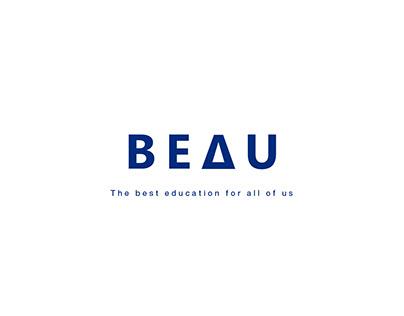 BEAU - Logo design 2020