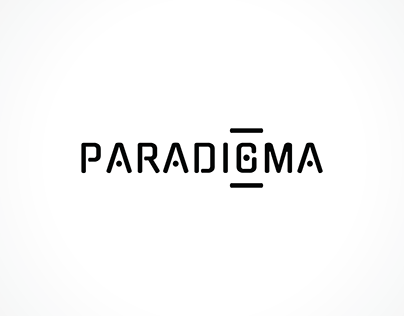 Paradigma - brand identity