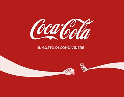 Il Gusto di condividere - Coca- Cola
