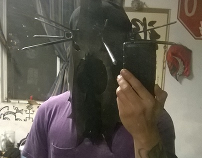 witch king of angmar helmet build