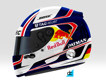 Pat Scheiber: Red Bull E-Sports Helmet 2019