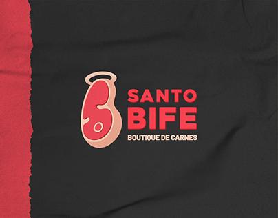Santo Bife | Branding | Corporate Identity