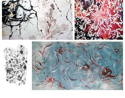 Dessins et peintures