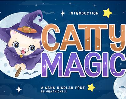 FREE | Catty Magic
