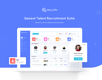 Easy.jobs - Job Search Platform