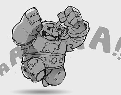 Dwarf sketches