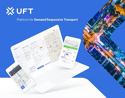UFT - Platform for Demand Responsive Transport