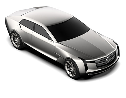 Cadillac C-Ville