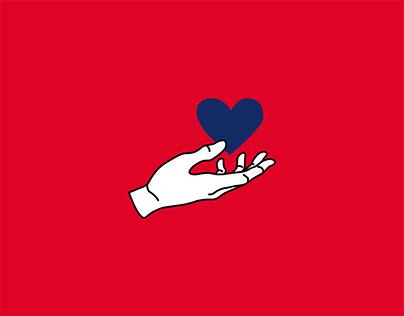 Centraide | Droit au cœur