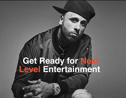 Sponsorship Package for Nicky Jam Concert