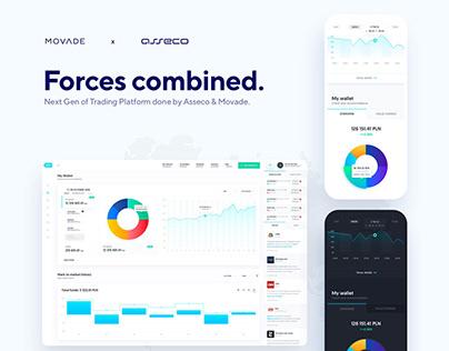 Asseco ePromak Next - trading platform