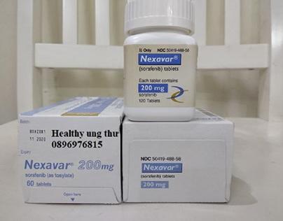 Thuốc nexavar 200mg sorafenib - Healthy ung thư
