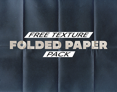 Free folded paper texture pack high resolution.