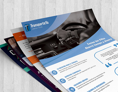 Flyers & Banners | Varios