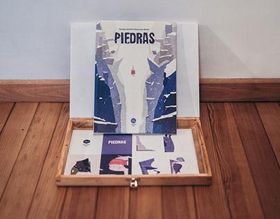 Piedras - Illustrated book & Puzzle