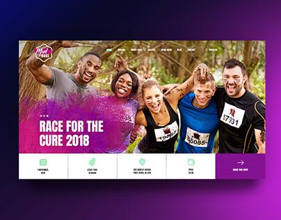 Mud Race - Event Planning
