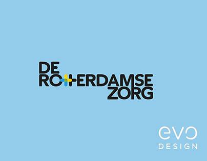 Branding deRotterdamseZorg 2018