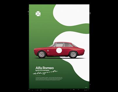 Alfa Romeo Sprint GTA Stradale-Alleggerita