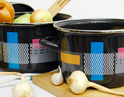 Decor design for Metalac d.o.o cookware