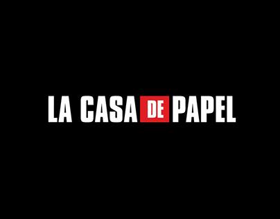 La Casa De Papel Website