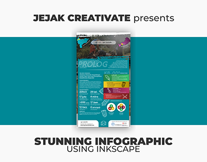 Stunning Infographic using Inkscape