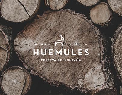 Huemules.- Branding