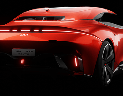 KIA EV6 Coupe