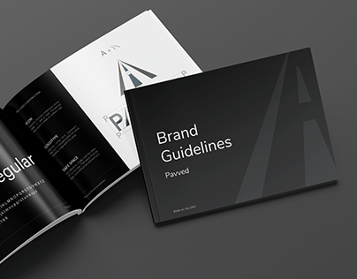 Manual de Marca Pavved (Brand Guidelines)